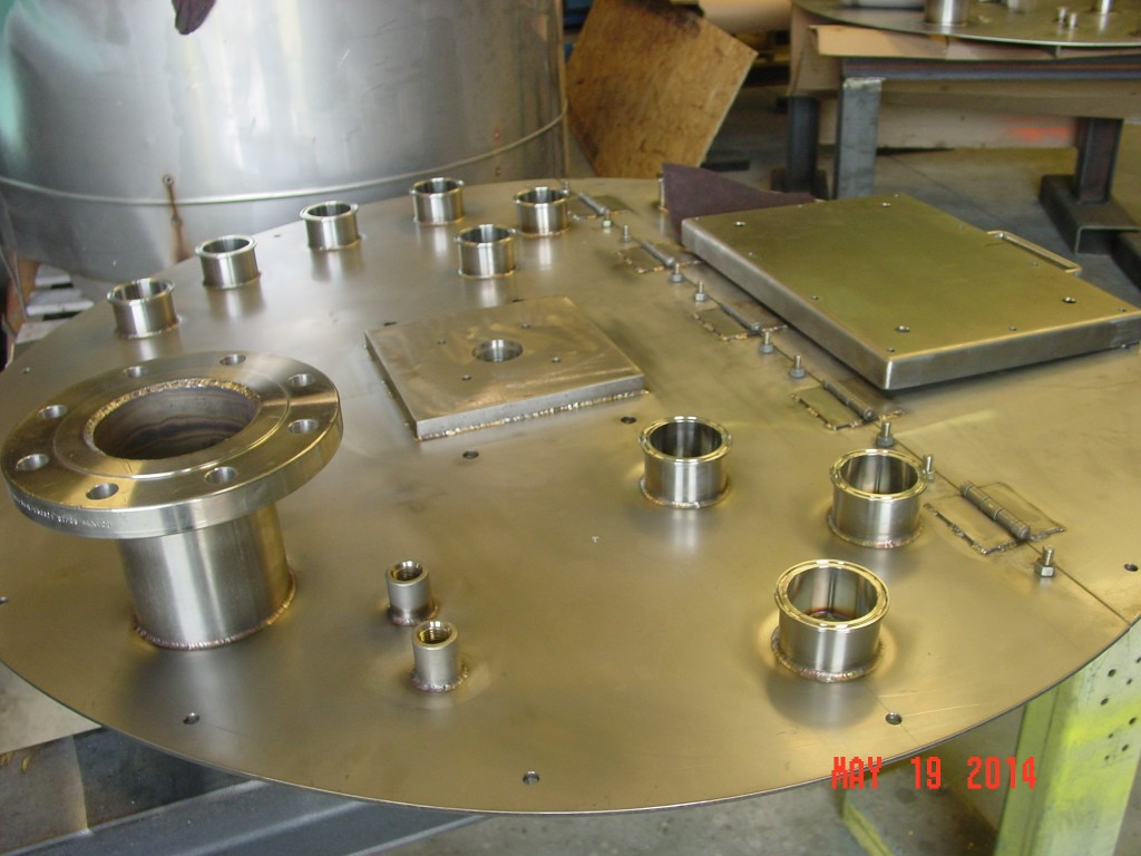 Stainless Steel Weldment